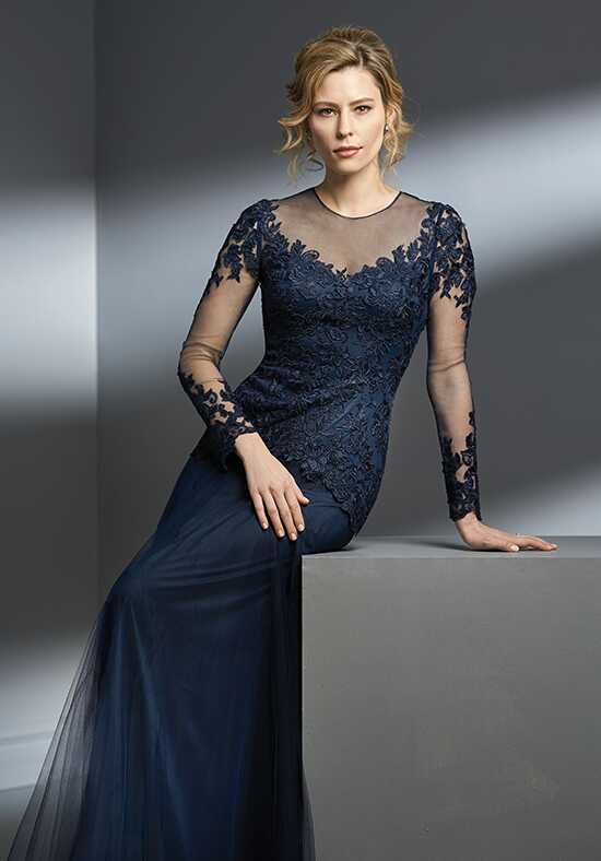 Jade Couture K198054 Blue Mother Of The Bride Dress