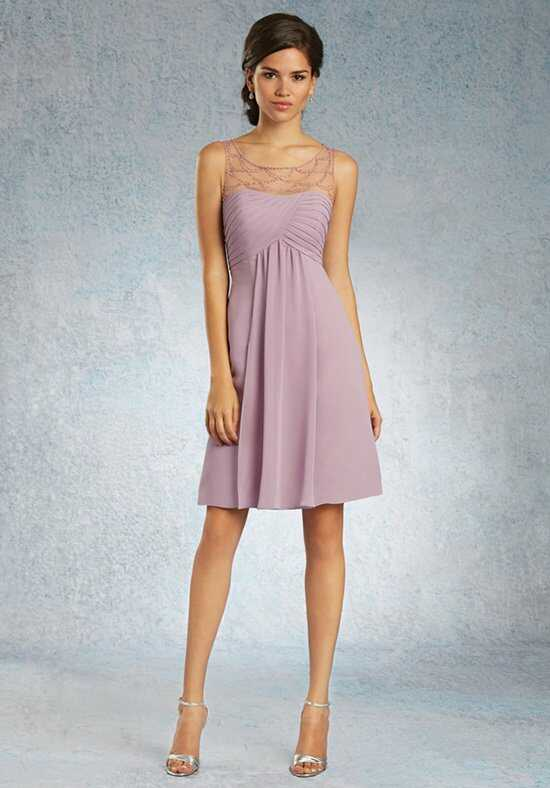 Alfred Angelo Sapphire Bridesmaid Collection 8100S Strapless Bridesmaid Dress