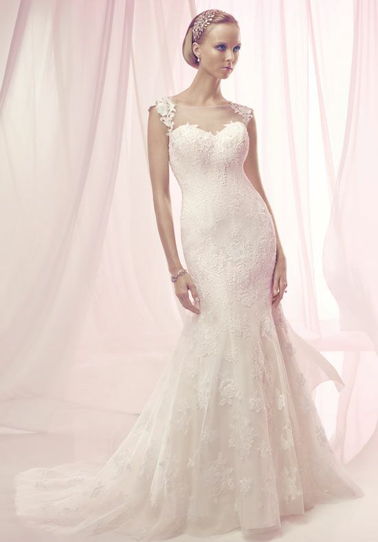 Amaré Couture B097 Mermaid Wedding Dress