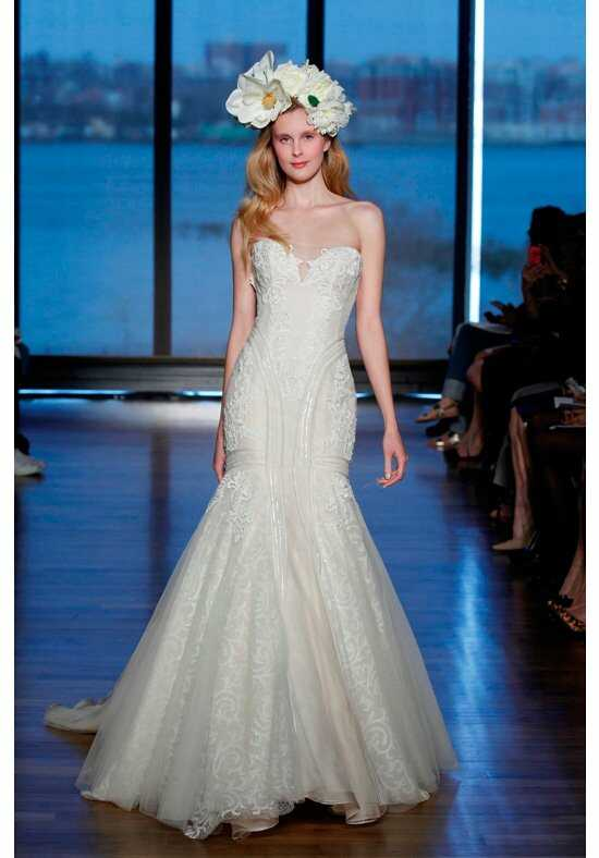 Ines Di Santo Melvina Mermaid Wedding Dress
