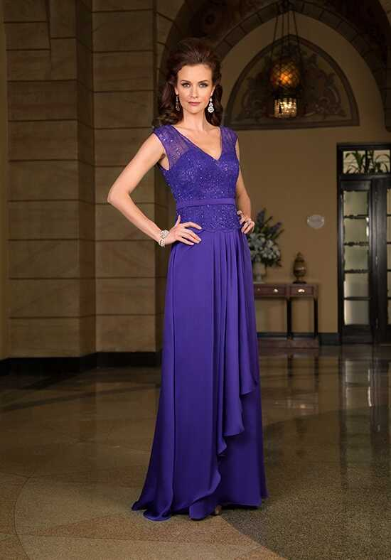 Jade Couture K168053 Purple Mother Of The Bride Dress