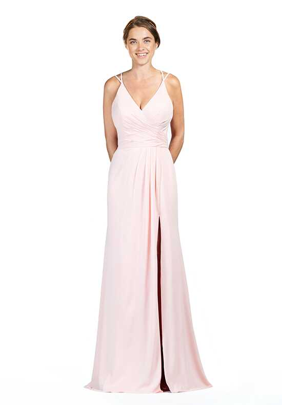 Bari Jay Bridesmaids 1847 V-Neck Bridesmaid Dress