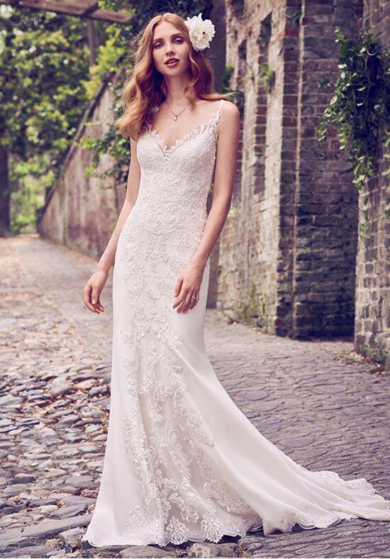 wedding dresses sheath lace