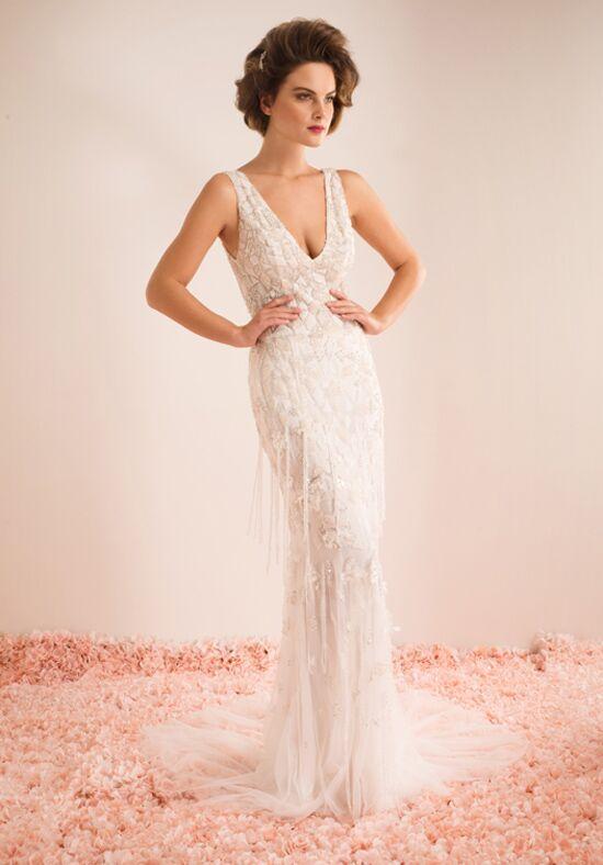 Neck Wedding Dresses