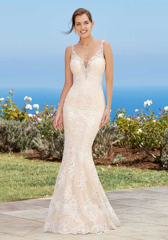KITTYCHEN ASTRID, H1724 Sheath Wedding Dress