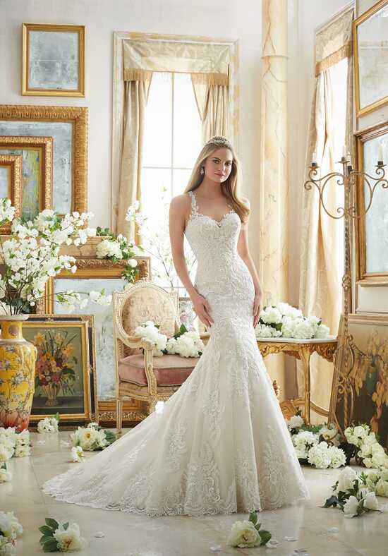 Morilee by Madeline Gardner 2876 Mermaid Wedding Dress