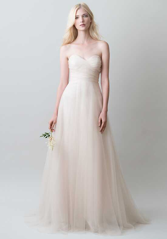 Jenny by Jenny Yoo Emma {Champagne} #1750B A-Line Wedding Dress