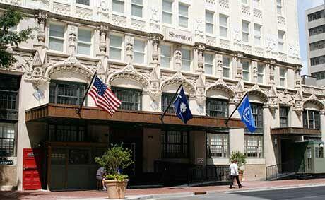 Sheraton Columbia Downtown Hotel 1400 Main St Sc 29201 Usa 803 988 Emily Black And Jon Melsom S Wedding Website