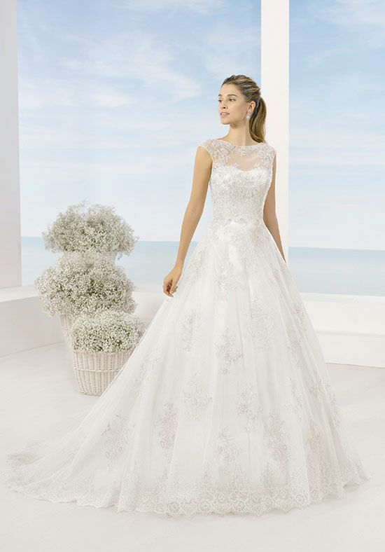 Luna Novias TUCAN Ball Gown Wedding Dress