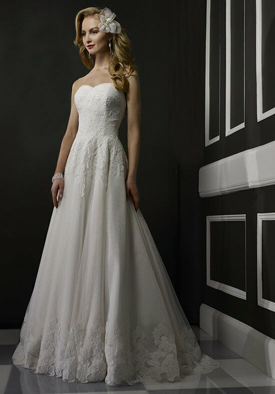 Robert bullock bride galina wedding dress the knot robert bullock bride galina ball gown wedding dress junglespirit Images
