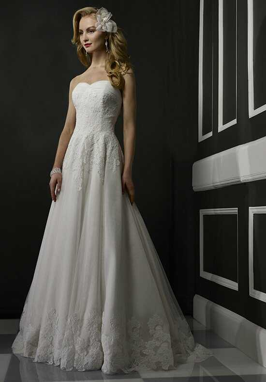 Robert Bullock Bride Galina Ball Gown Wedding Dress