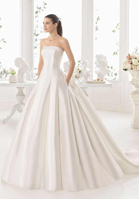 Aire Barcelona Centalla A-Line Wedding Dress