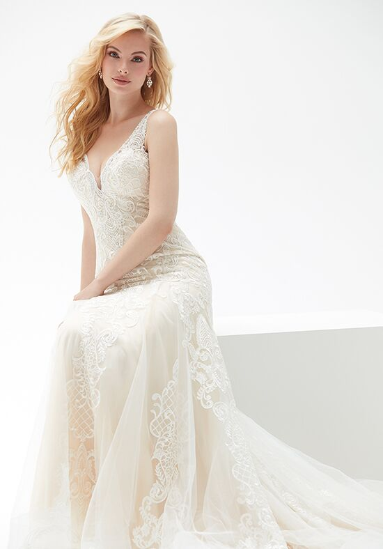 Madison James MJ409 Mermaid Wedding Dress