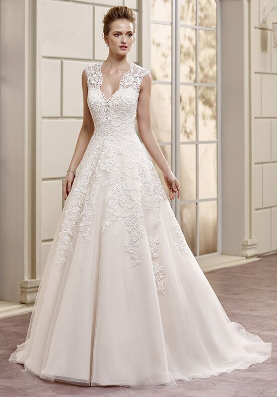 Eddy K AK143 A-Line Wedding Dress