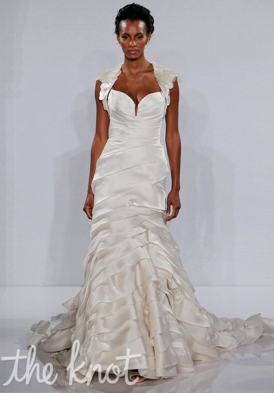 Pnina Tornai for Kleinfeld 4148 Mermaid Wedding Dress