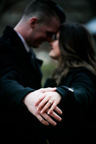 Katie O Brien And Denny Clair Wedding Photo 1