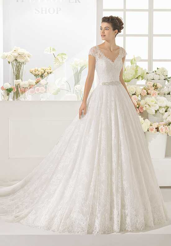 Aire Barcelona Califa Ball Gown Wedding Dress