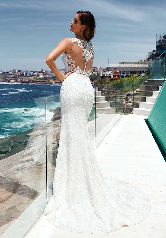 Mia Solano M1841Z | Persia Sheath Wedding Dress