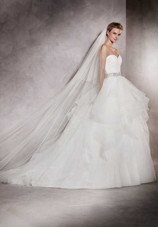 PRONOVIAS ALBANIA Ball Gown Wedding Dress