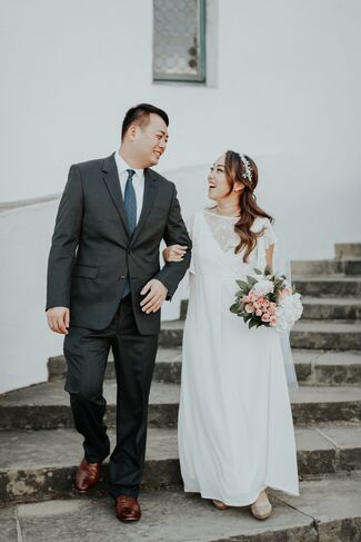 Emily Kim And Ryan Gin Wedding Photo 4