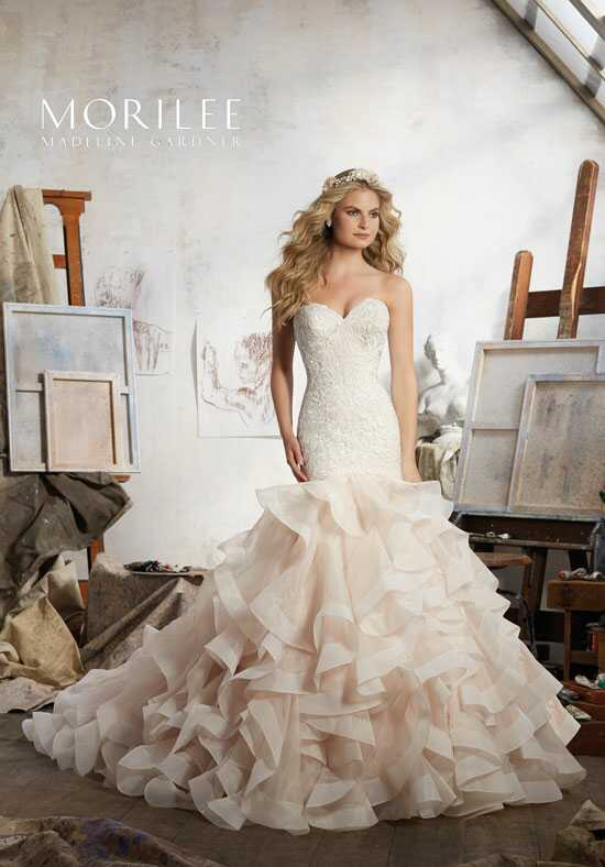 Morilee by Madeline Gardner Maisie/8111 Mermaid Wedding Dress
