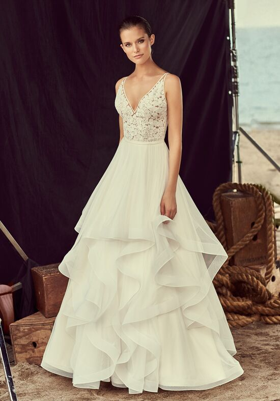 Mikaella 2191 Ball Gown Wedding Dress
