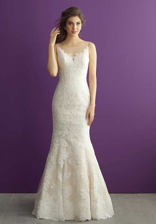 Allure Romance 2963 Sheath Wedding Dress
