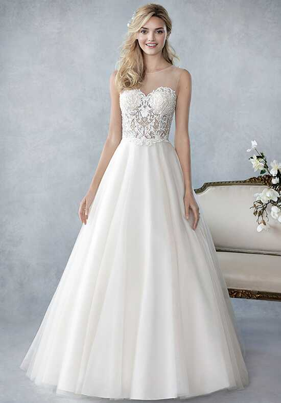 Kenneth Winston: Ella Rosa Collection BE420 A-Line Wedding Dress