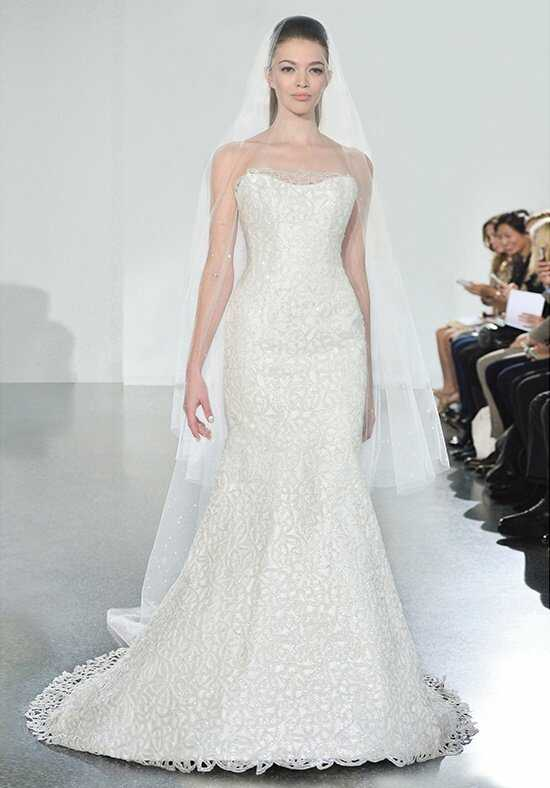 Romona Keveza Collection RK584 Mermaid Wedding Dress