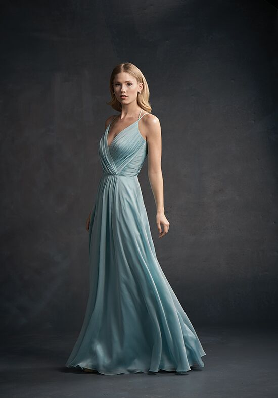 Belsoie L194051 V-Neck Bridesmaid Dress