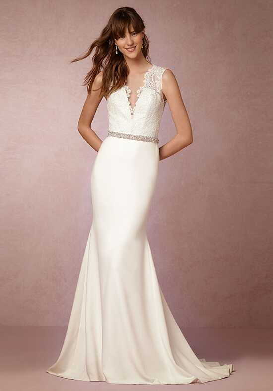 BHLDN Maeve Gown Mermaid Wedding Dress