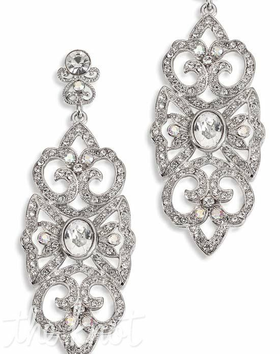 Anna Bellagio Natalia Earrings Wedding Earring photo