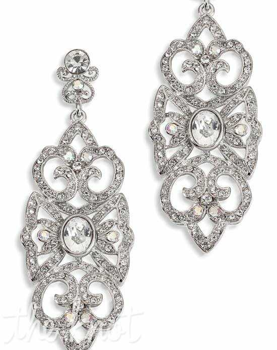 Anna Bellagio Natalia Earrings Wedding Earrings photo