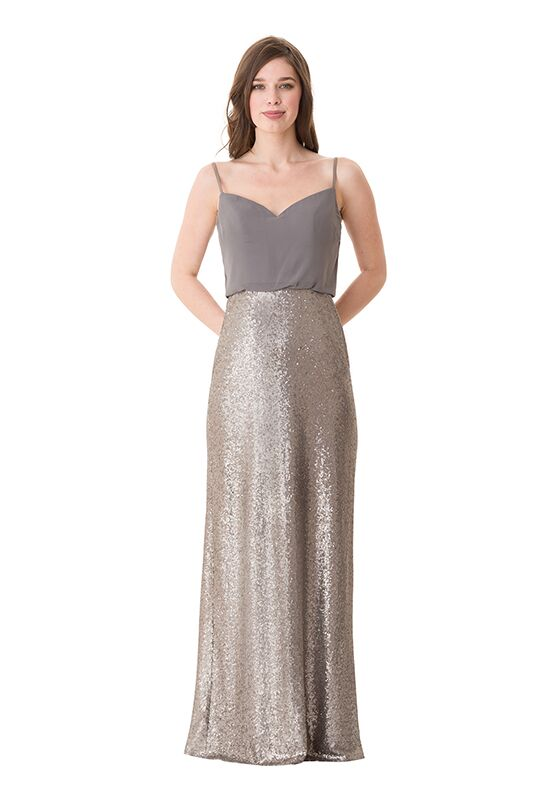 Bari Jay Bridesmaids 1677 V-Neck Bridesmaid Dress