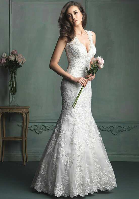 Allure Bridals Allure Bridals 9104 Bridal Gowns Mermaid Wedding Dress