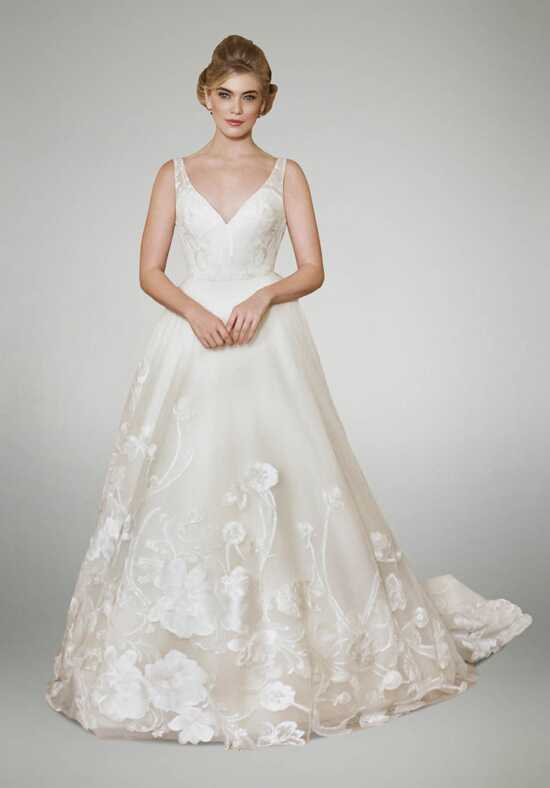 Matthew Christopher Emily A-Line Wedding Dress