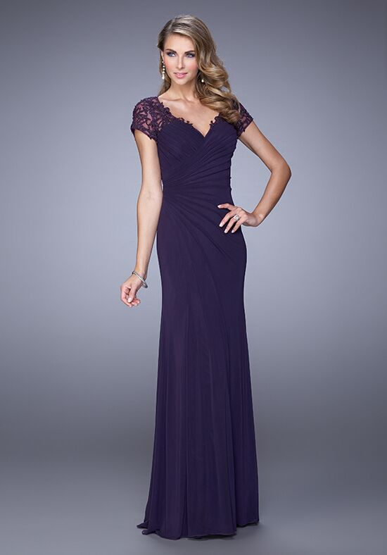 La Femme Evening 21690 Mother Of The Bride Dress
