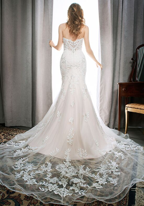 Kenneth Winston 1703 Wedding Dress The Knot