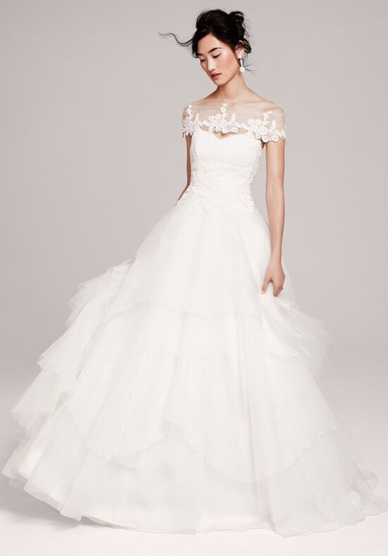 The Nordstrom Wedding Suite Hayley Paige Mila Ball Gown Dress