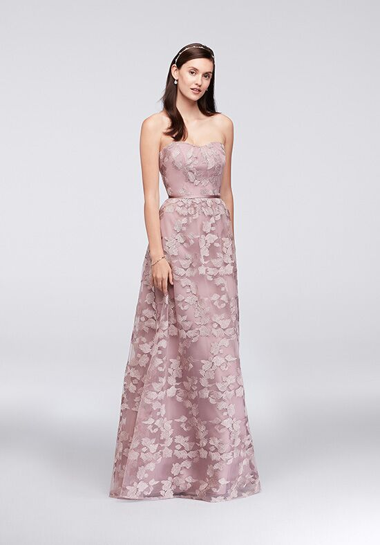 Oleg Cassini Exclusively At Davids Bridal Bridesmaid Dresses Style OC290028 Sweetheart Dress