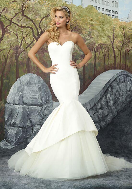 Exceptional Justin Alexander 8933 Mermaid Wedding Dress