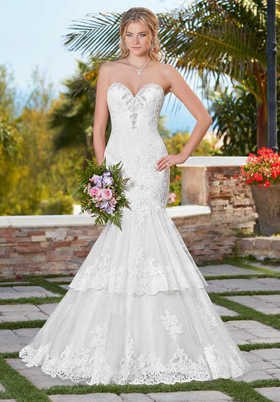 KITTYCHEN PHAEDRA, H1718 Mermaid Wedding Dress