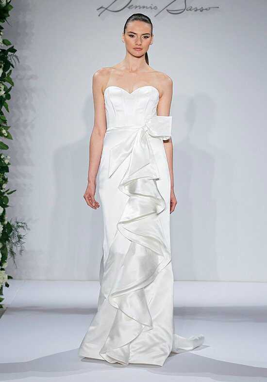 Dennis Basso for Kleinfeld 14042 A-Line Wedding Dress