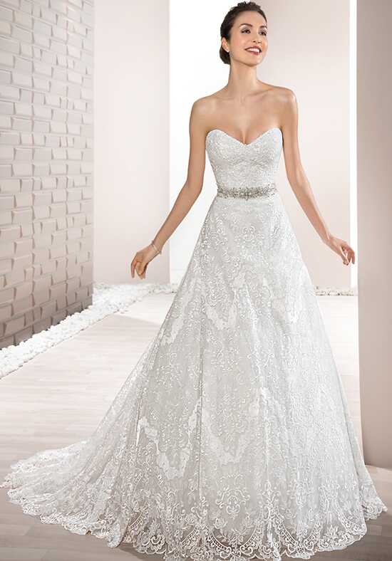 Demetrios 719 A-Line Wedding Dress