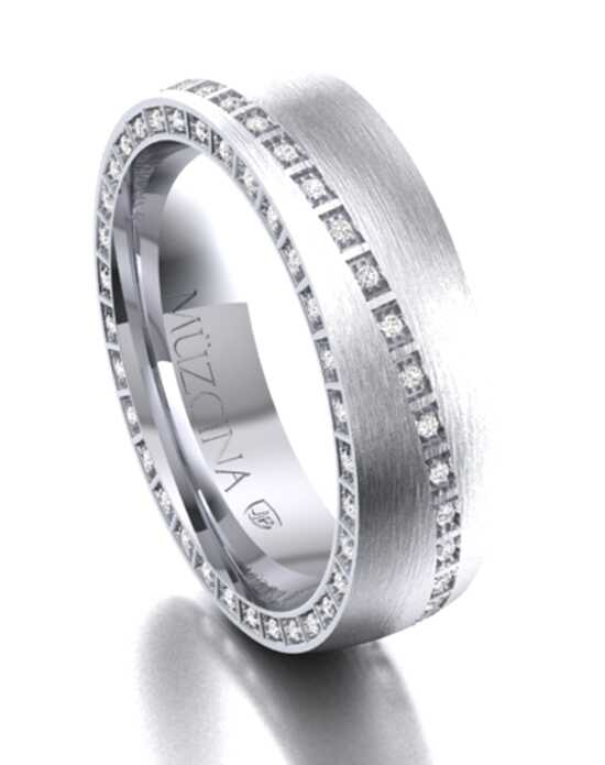 mzcina by jjbckar - Platinum Wedding Rings