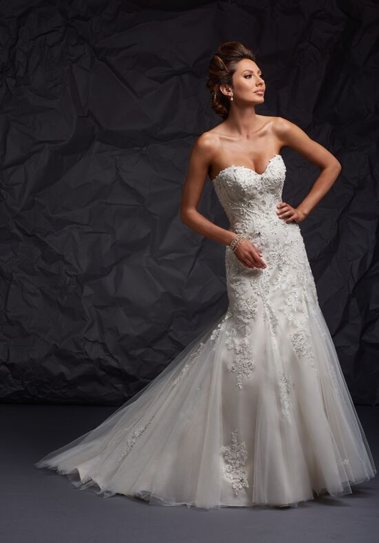 Essence Collection by Bonny Bridal 8705 Mermaid Wedding Dress