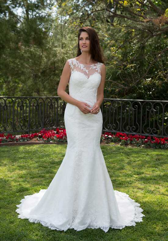 Venus Bridal VE8722 Mermaid Wedding Dress