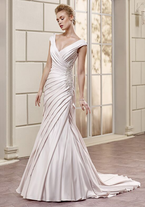 Eddy K AK142 A-Line Wedding Dress