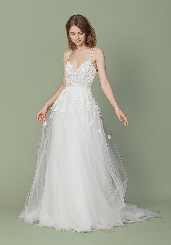 Christos Elana Wedding Dress - The Knot