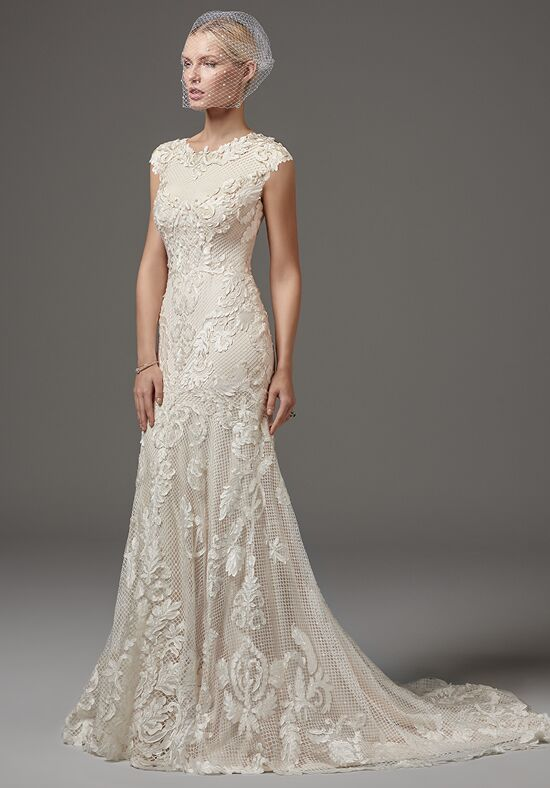 Sottero and Midgley Suzanne Rose Wedding Dress - The Knot